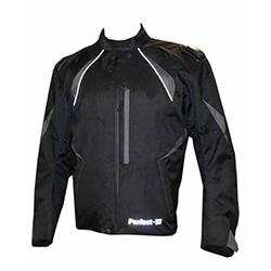 Textile Jacket Black And Grey (III)