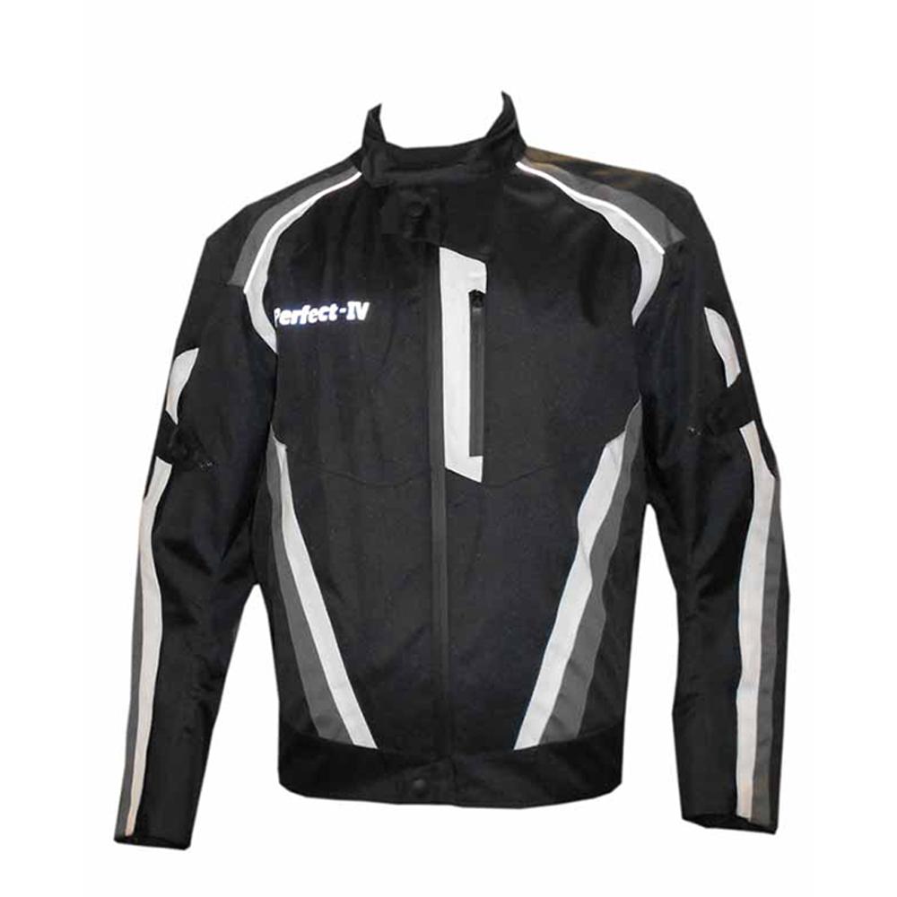 Textile Jacket Black And White (III)