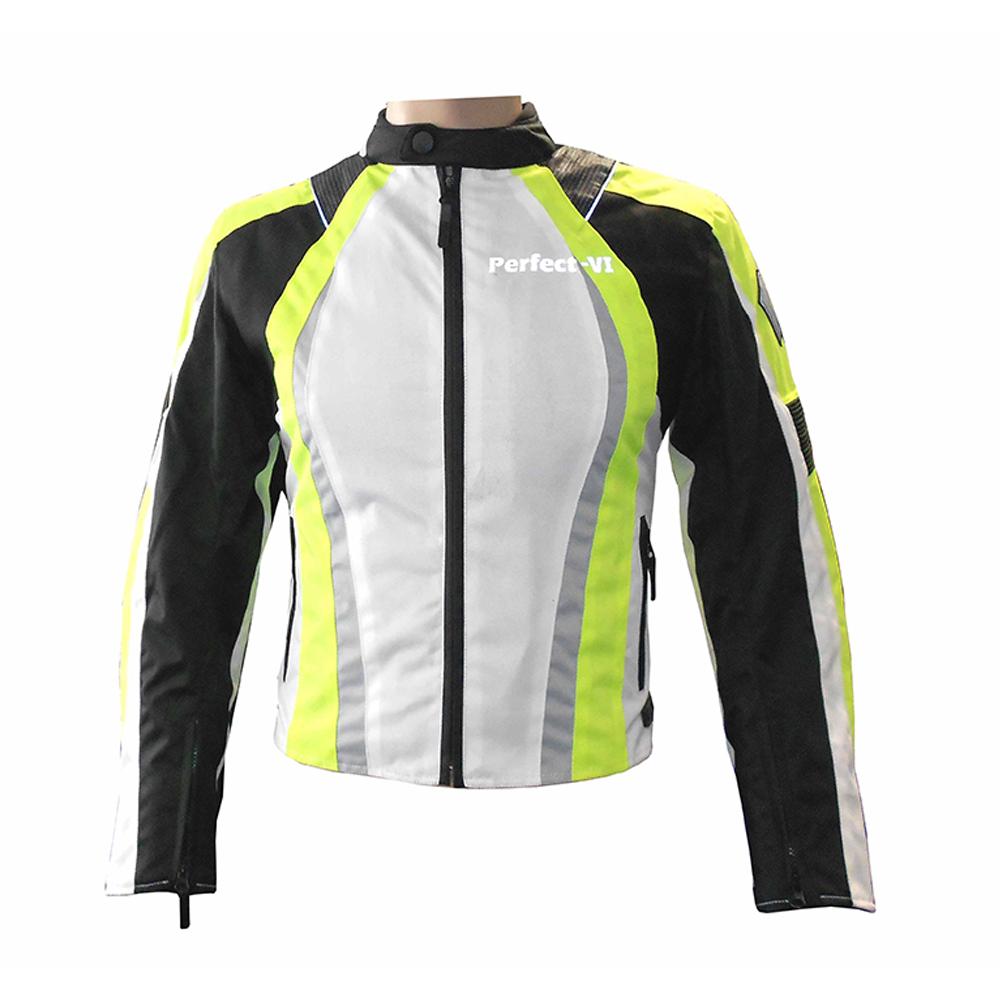 Textile Jacket Multi Colour (VI Lady)